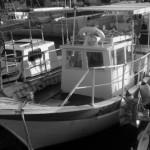lussino barca pescatori
